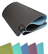 Goture Non-Slip TPE Material Yoga Mat Yoga Mat With Carry Strap