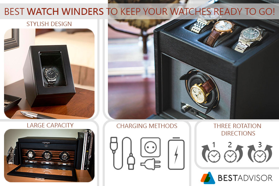 Comparison of Watch Winders