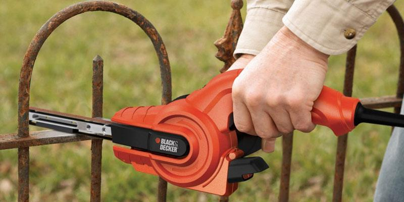Review of BLACK+DECKER KA900E Powerfile Belt Sander