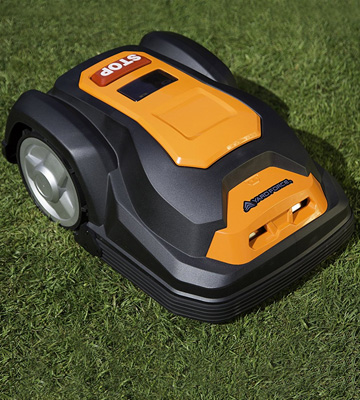Review of Yard Force SA500ECO Robotic Mower