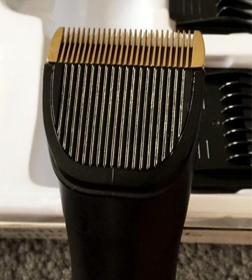 Review of KevenAnna Sminiker Quiet Cordless Hair Clippers