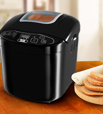 Review of Russell Hobbs 23620 Compact Fast Breadmaker