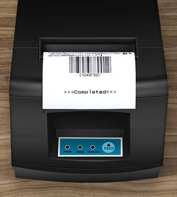 Review of WELQUIC Thermal Receipt Printer Auto-cut, 80mm Width