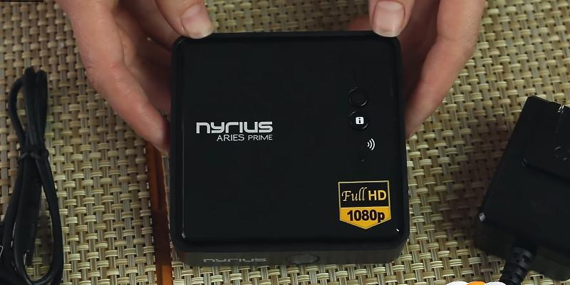 Nyrius ARIES Pro (NPCS600) Wireless HDMI Transmitter and Receiver To Stream HD 1080p 3D in the use