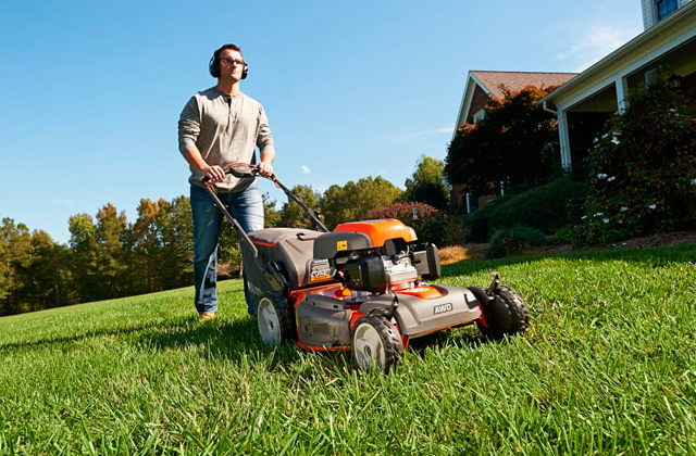 Comparison of Self Propelled Lawn Mowers
