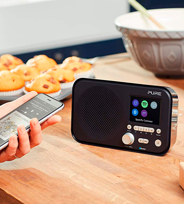 Review of Pure Elan IR5 Portable Internet Radio with Bluetooth, Spotify Connect and TFT Screen