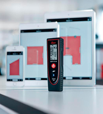 Review of Leica Geosystems D110 Laser Distance Measure