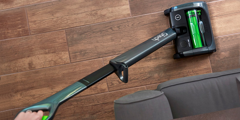 Review of Gtech Mk2 AirRam Cordless Upright Vacuum Cleaner