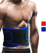 Becko Adjustable Waist Trimmer Belt