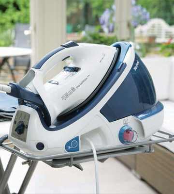 Review of Tefal GV8461 Pro Express Autoclean Steam Generator