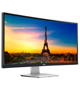 Dell U3415W (PXF79) Curved LED-Lit