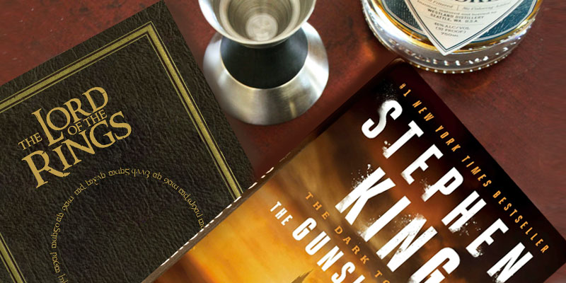 "Detailed review of Stephen King ""The Dark Tower I: The Gunslinger"""