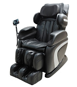 HomCom 71-0031 Leather Massage Chair Automatic Zero Gravity Relax