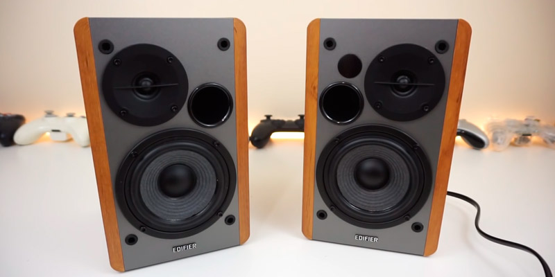 Review of Edifier R1280DB Active Remote Control Bookshelf Speakers