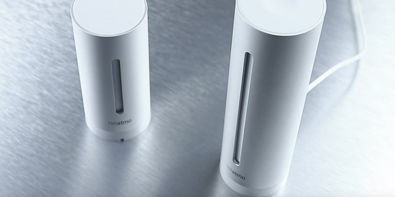 Review of Netatmo NWS01 Weather Station for Smartphones