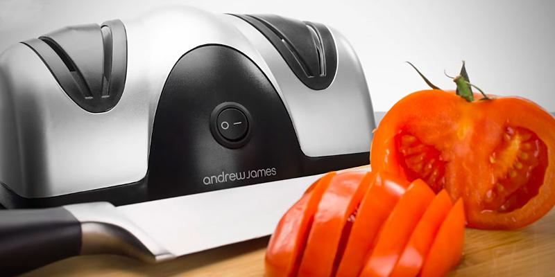 Review of Andrew James Electric Knife Sharpener