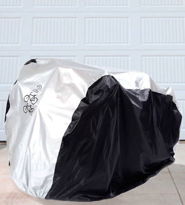 Review of Maveek MARHYBRC02MB Double Bike Cover