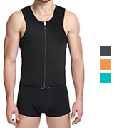 LaLaAreal Neoprene Men's Tank Shirt
