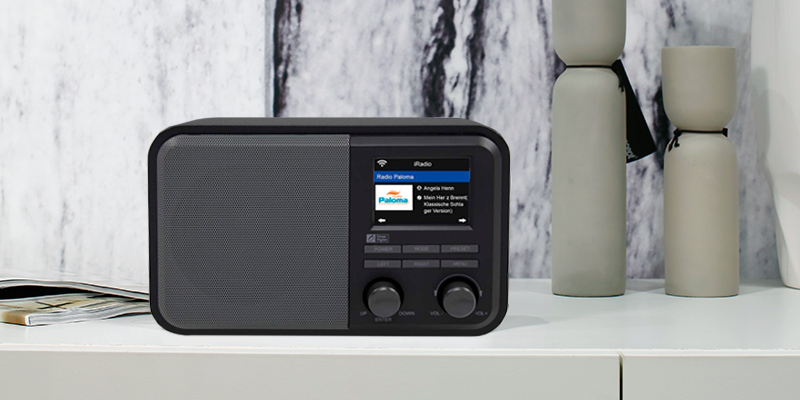 "Review of Ocean Digital WR-330 Internet Radio with FM Receiver, 2.4""TFT Color Screen"
