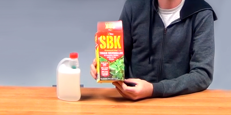 Review of Vitax SBK Tough Weedkiller