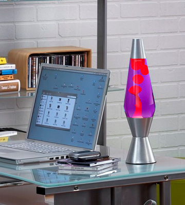 Review of Lava Lamp Classic Purple Lava Lamp