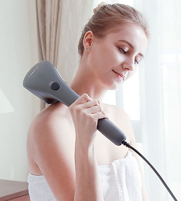 Review of Naipo MGPC-5000 Body Massager with Heating