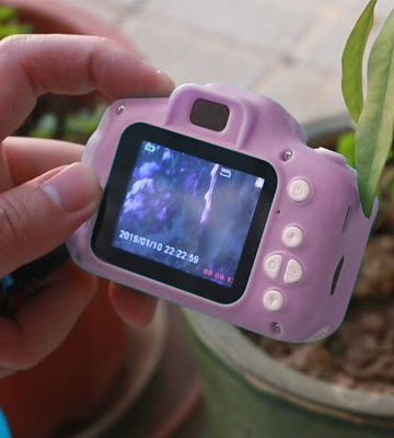 Review of GlobalCrown (8MP) Kids Camera