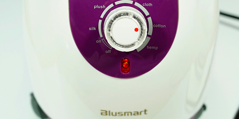 Review of Blusmart Vertical Retractable Garment Steamer