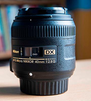 Review of Micro-NIKKOR 40mm f/2.8G AF-S DX Fixed Macro Lens
