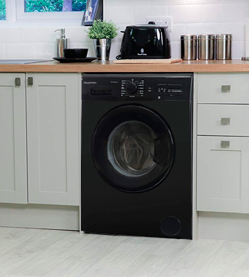 Review of Russell Hobbs RH612WM1B 6kg 1200 rpm Spin A+++ Washing Machine