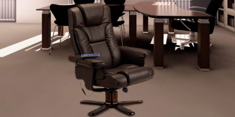 Review of Julian Bowen Malmo Heat Massage Recliner and Footstool Chair