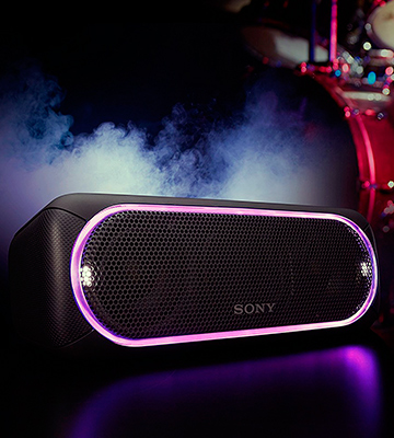 Review of Sony SRS-XB30 Portable Wireless Bluetooth Speaker