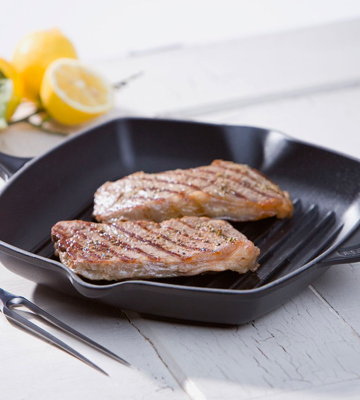 Review of Le Creuset Cast Iron 26cm Classic Griddle Pan