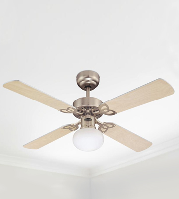 Review of Westinghouse 7227240 Vegas Ceiling Fan