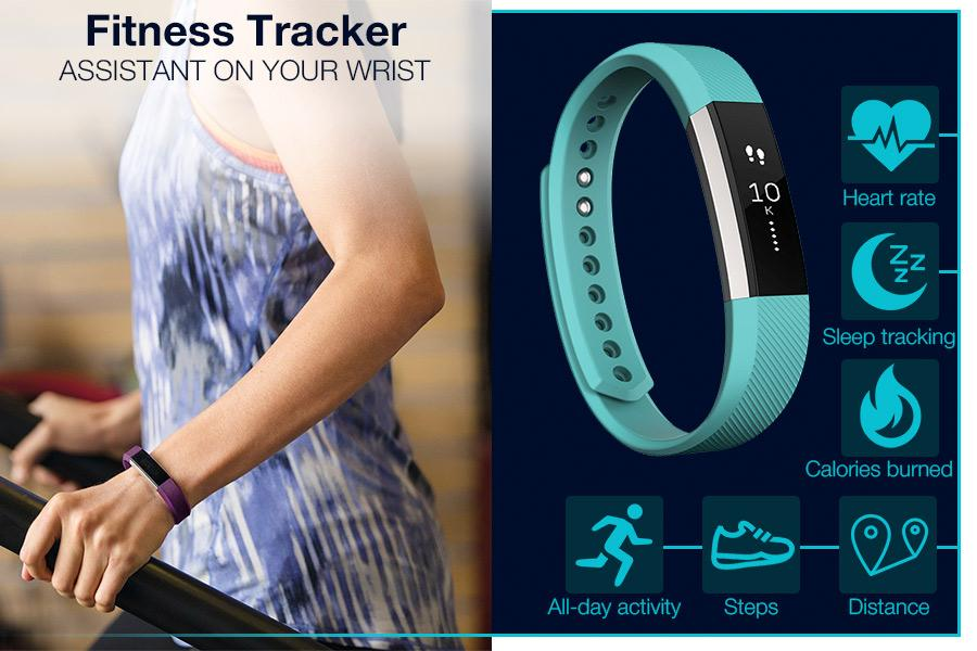 Comparison of Fitness Trackers to Help You Keep Fit