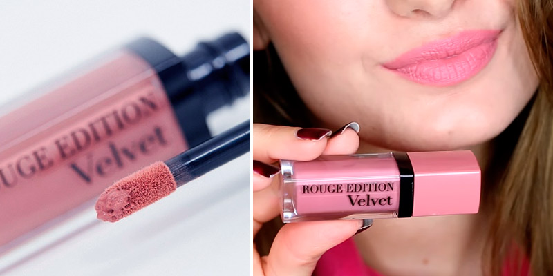 Review of Bourjois Rouge Edition Velvet Liquid Lipstick