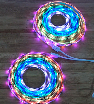 Review of Govee 10M LED RGB Strip Lights with Remote