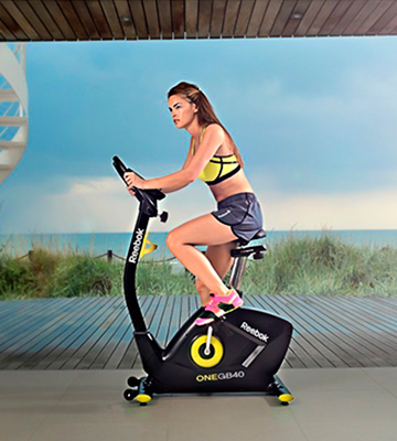 Review of Reebok GB40 One Series Stationary Bike