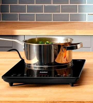 Review of Beko HPI214B Portable Induction hob