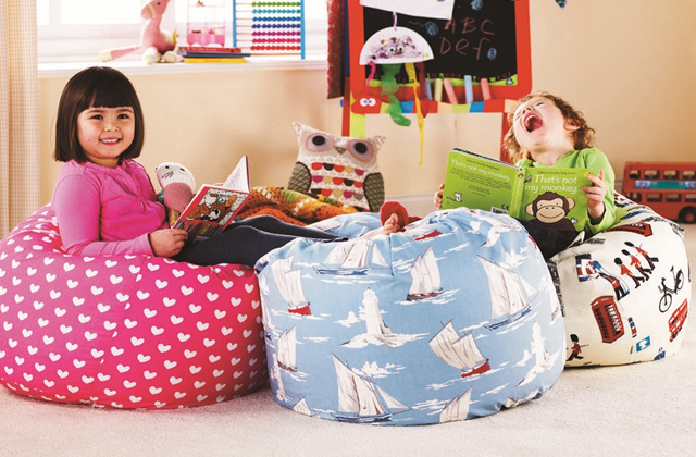 Comparison of Bean Bag Chairs for Kids