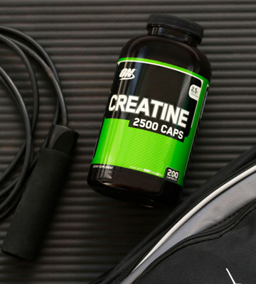 Review of Optimum Nutrition Unflavoured Creatine Monohydrate Tablets