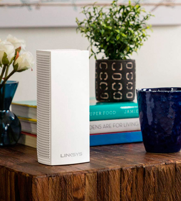Review of Linksys Velop (WHW0302-UK) Tri-Band AC4400 Intelligent Whole Home Mesh Wi-Fi System, Works with Alexa (Pack of 2)