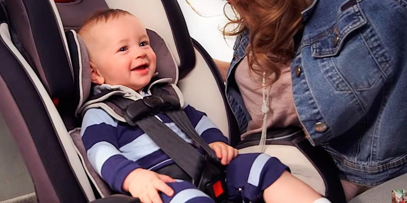 Review of Graco Milestone All-in-One Car Seat