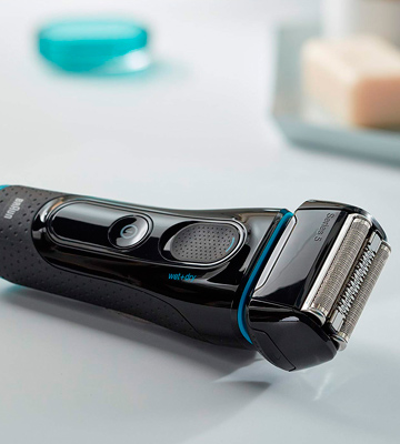 Review of Braun 5140s Series 5 Wet and Dry Electric Foil Shaver
