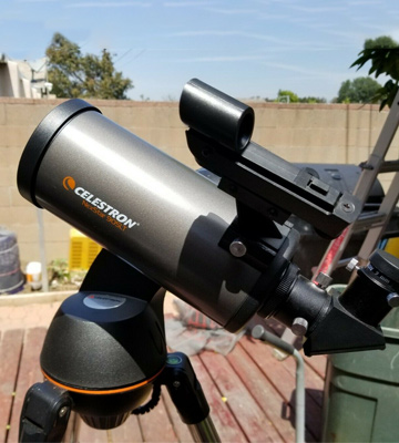 Review of Celestron 22087 NexStar 90 SLT Mak Computerised Telescope