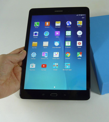 Review of Samsung Galaxy Tab A (SM-T580) 10.1-Inch Android 6.0 Tablet