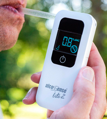 Review of AlcoSense Lite 2 Breathalyzer & Alcohol Tester for UK