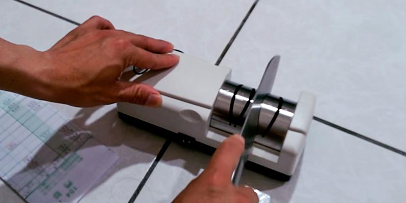 5 Best Knife Sharpeners Reviews Of 2018 In The Uk