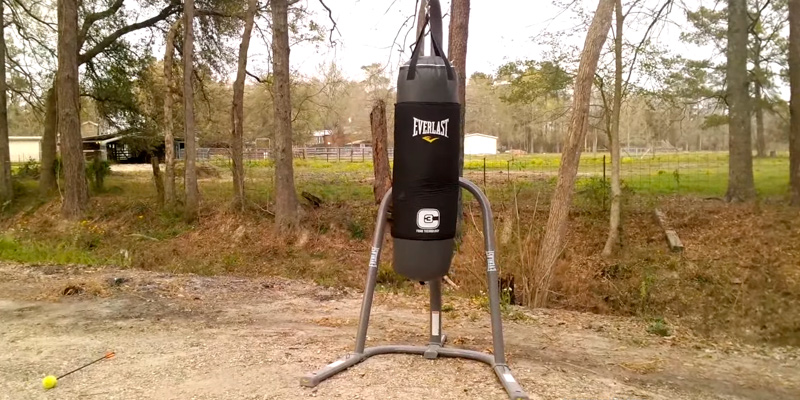 Review of Everlast C3 Foam Heavy Punch Bag