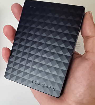 Review of Seagate Expansion Portable External Hard Drive for PC/Mac